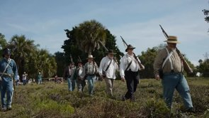 The Battle of Okeechobee Reenactment